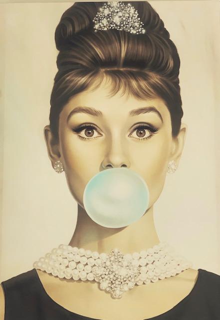 Cuadro Audrey